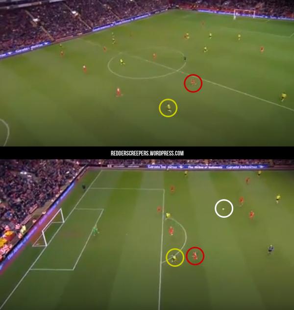 Gol Kedua Liverpool 2-2 Young Boys