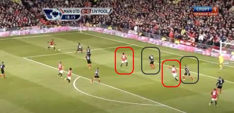 Gol v. Persie vs Liverpool 13/1/2013 B