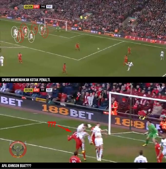 Analisis Gol 2 Vertonghen