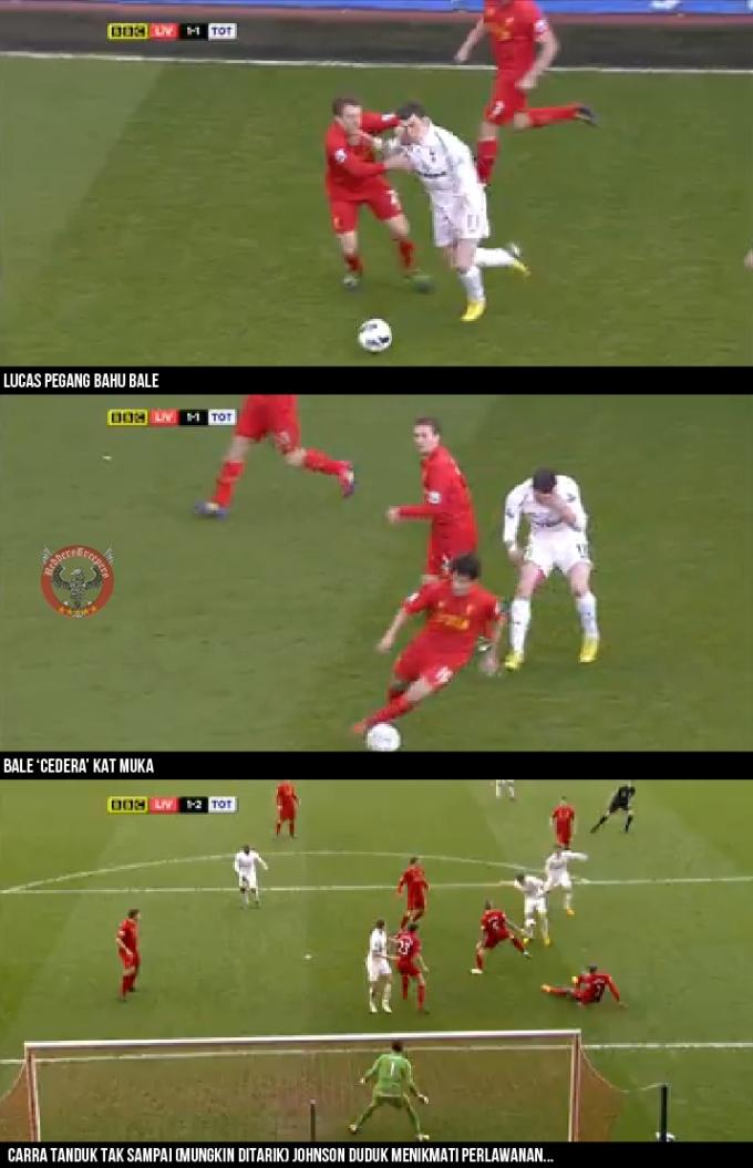 Analisis Gol 3 Vertonghen